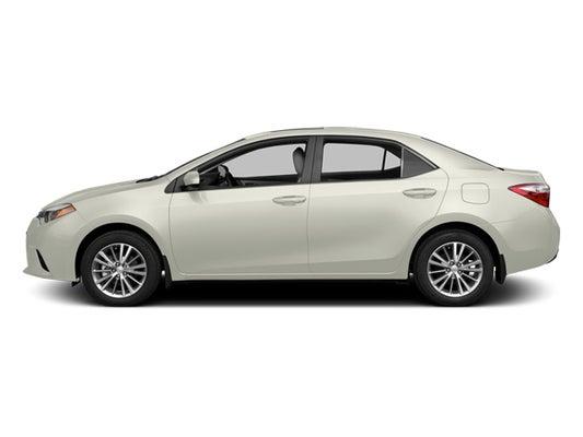 2014 Toyota Corolla Le Eco Colorado Springs Co 5yfbprhe9ep012217