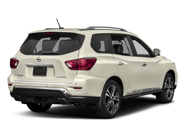 2017 Nissan Pathfinder Platinum Colorado Springs Co 5n1dr2mn8hc668997