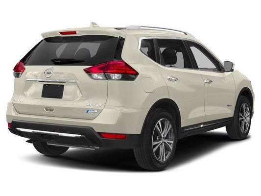 2019 Nissan Rogue Sv Hybrid In Colorado Springs Co South