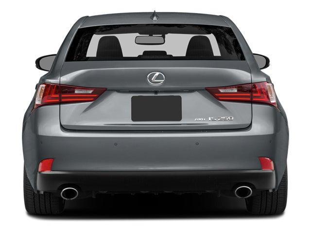 Wonderful 2014 Lexus IS 250 4DR SPT SDN RWD In Colorado Springs, CO   South Colorado