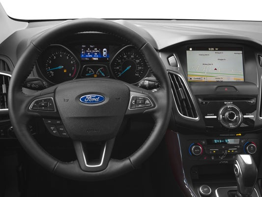 2016 Ford Focus Anium In Colorado Springs Co South Nissan