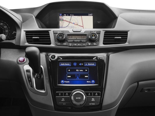 2016 Honda Odyssey Ex L Navigation In Colorado Springs Co South