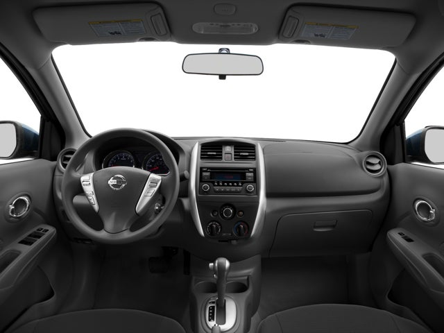 2016 Nissan Versa 1 6 S Plus In Colorado Springs Co South