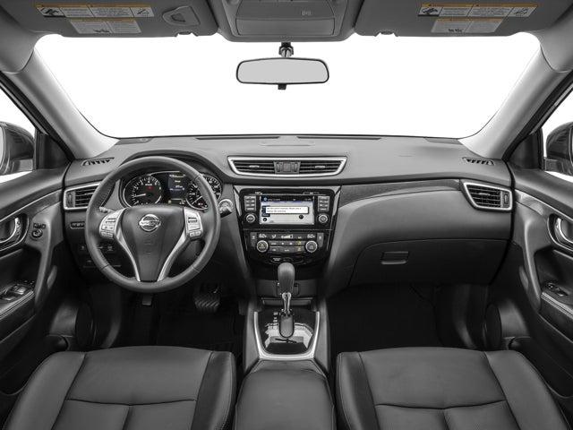 2016 Nissan Rogue Sl Colorado Springs Co 5n1at2mv1gc765736