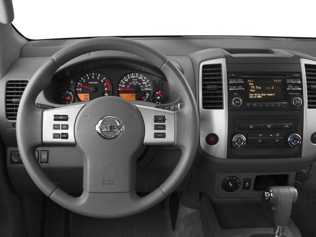 2016 Nissan Frontier Sv 4dr Crew Cab Colorado Springs Co