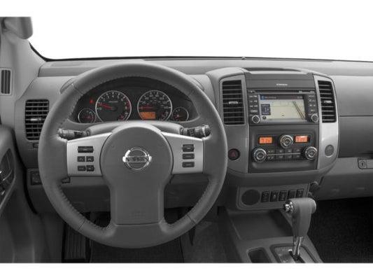 2019 Nissan Frontier Pro 4x In Colorado Springs Co South