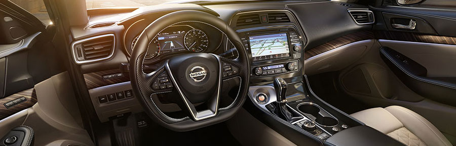 Nissan Maxima Sv >> All new redesigned 2016 Nissan Maxima | Nissan Models