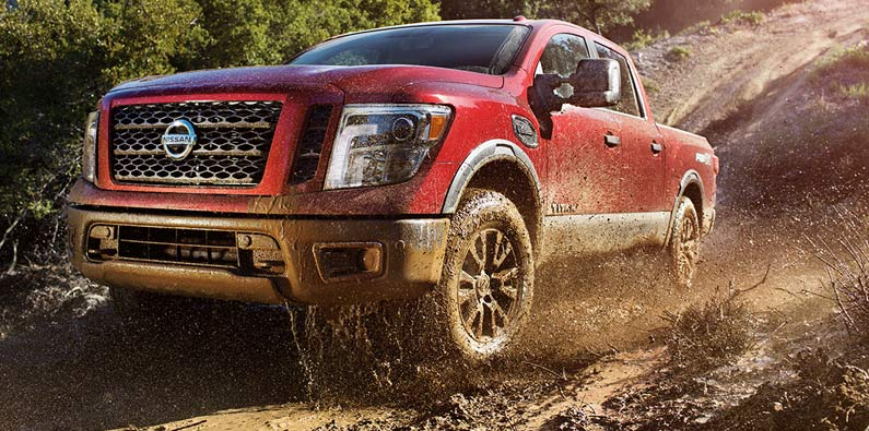 The 2017 Nissan TITAN Has Been Named A Finalist For 2017 North American  Truck Of The Year (NATOY), An Award Selected Annually By A Self Funded And  ...