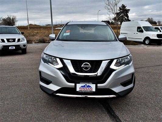 South Colorado Springs Nissan >> 2020 Nissan Rogue S Colorado Springs CO | 5N1AT2MV4LC762940