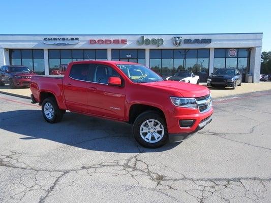 Chevrolet Colorado Springs >> 2019 Chevrolet Colorado Lt
