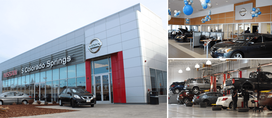 Car Dealerships Colorado Springs >> About South Colorado Springs Nissan New Used Car Dealer