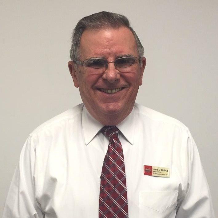 Warranty Administrator Larry Bishop