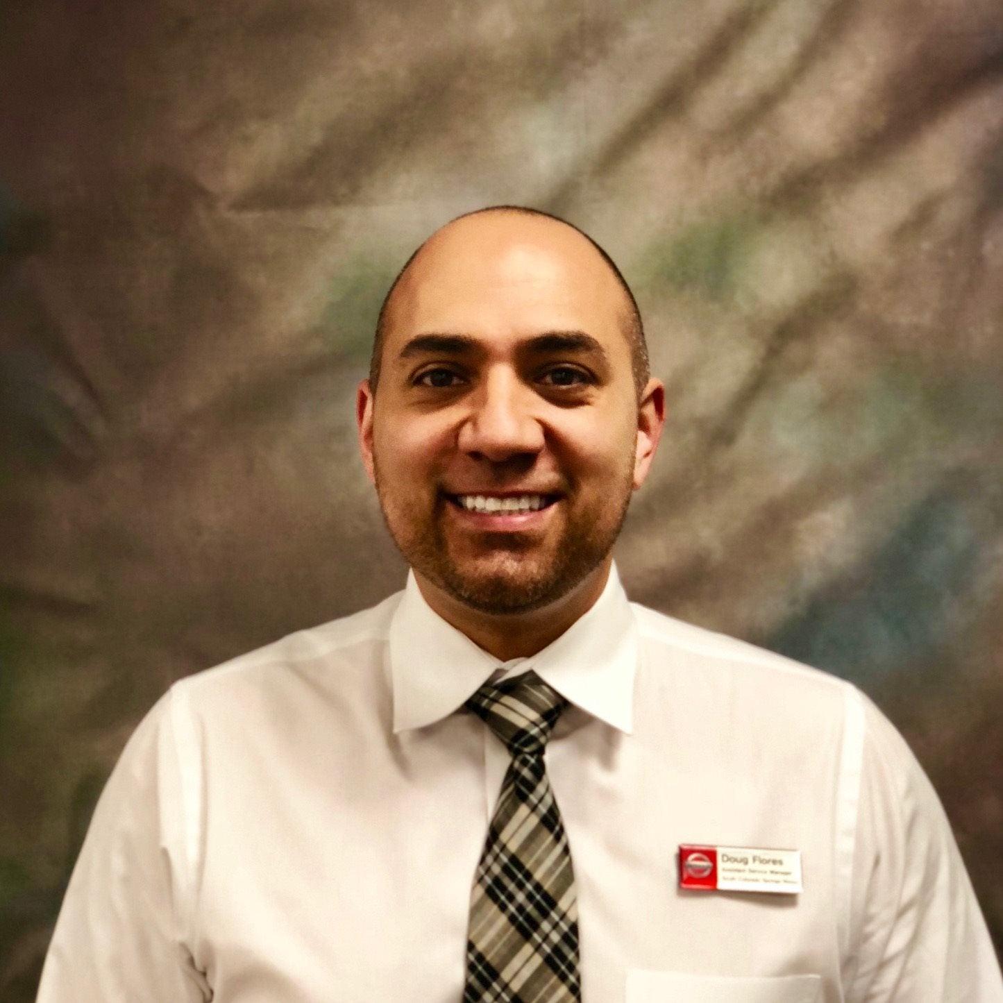 Assistant Service Manager Doug Flores